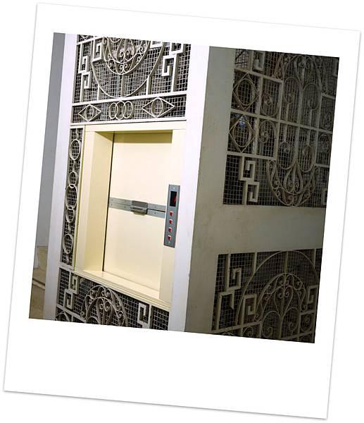 dalat palace 送餐電梯