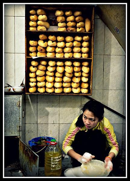 滿街的法國麵包