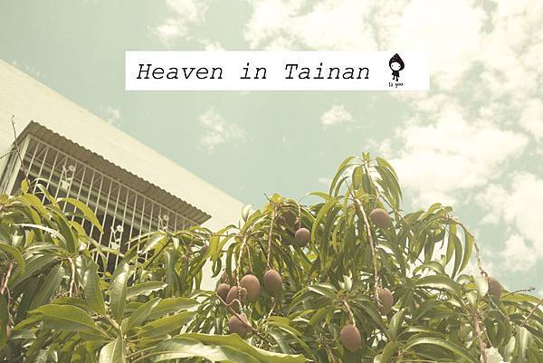 heaven in Tainan
