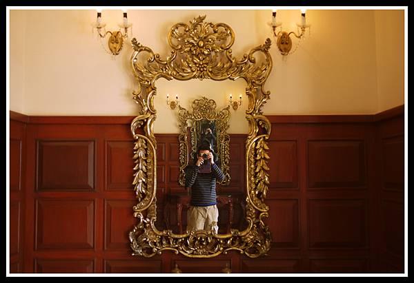 dalat palace 大廳鏡子