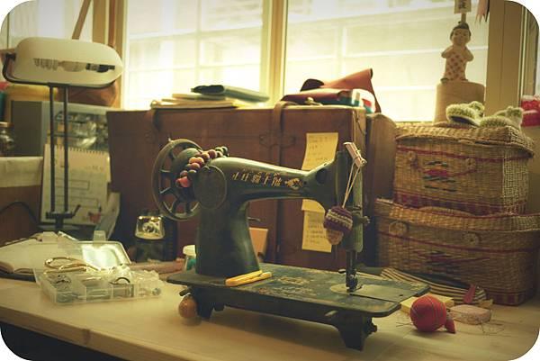 霸王牌縫紉機