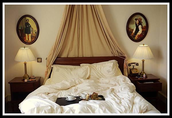 大勒皇宮飯店房間