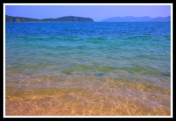 虹灘島沙灘