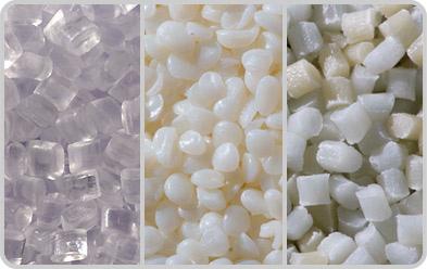 10 Raw-resin-pellets