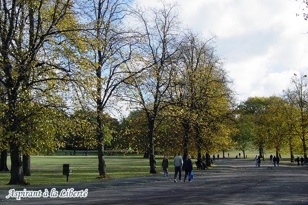 格林威治公園