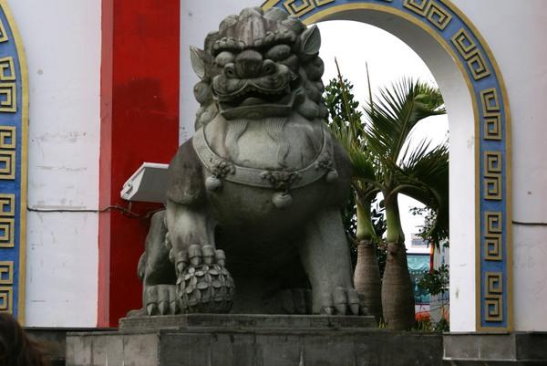石獅子-2