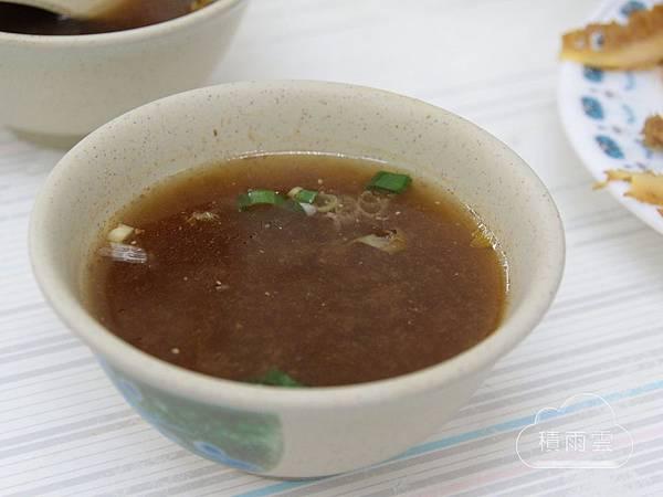 台南善化香夫子牛肉麵