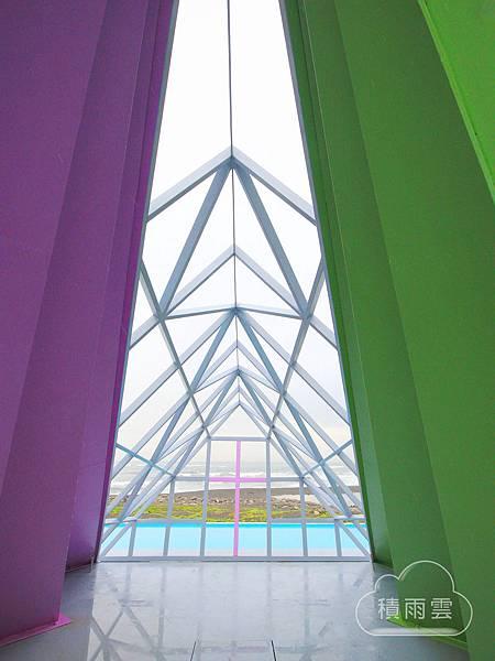 高雄旗津彩虹教堂