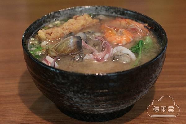 台南冠津海鮮粥