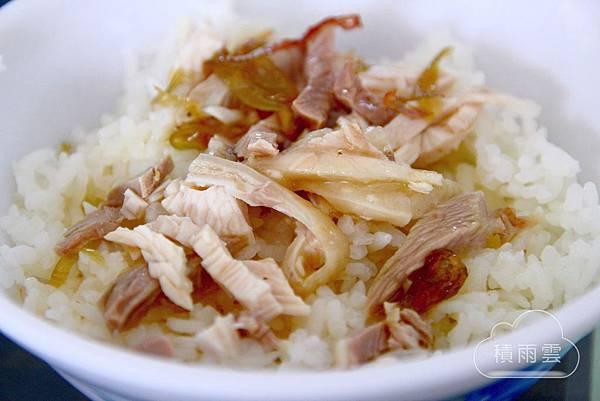 嘉義郭家美食粿仔湯、火雞肉飯