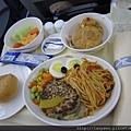 華航 商務艙 兒童餐