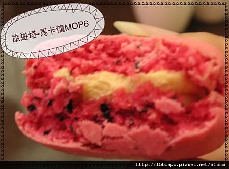 草莓馬卡龍