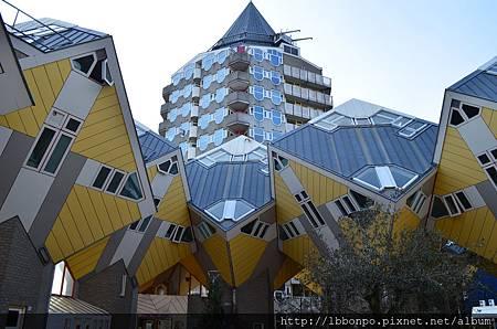 鹿特丹Cube house