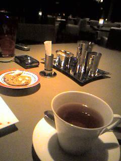他們的紅茶沒有澀澀的茶味