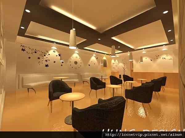 聯成教室改成CAFE休息室4