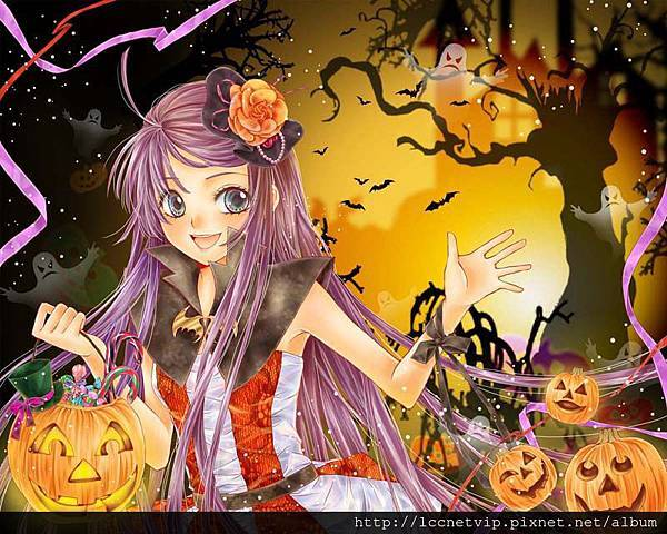 夾心-halloween