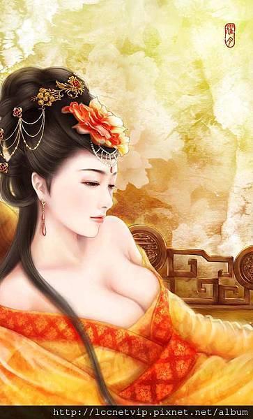 耀月-傾城王妃