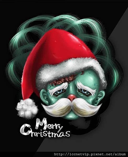30.kiakilny_101206839_ 過度勞累的聖誕老人