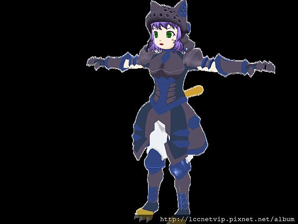 重錘斧戰士3D (1)