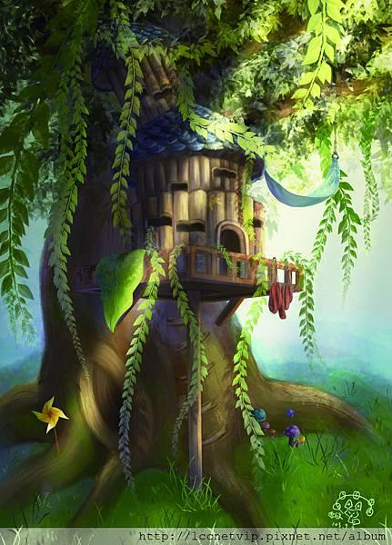 06.樹屋