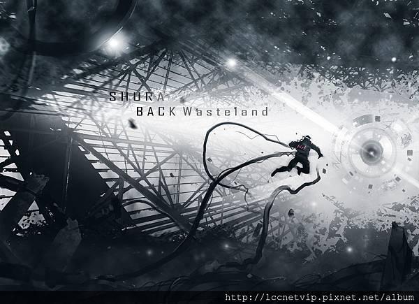 03.BACK Wasteland