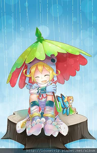 01.下雨