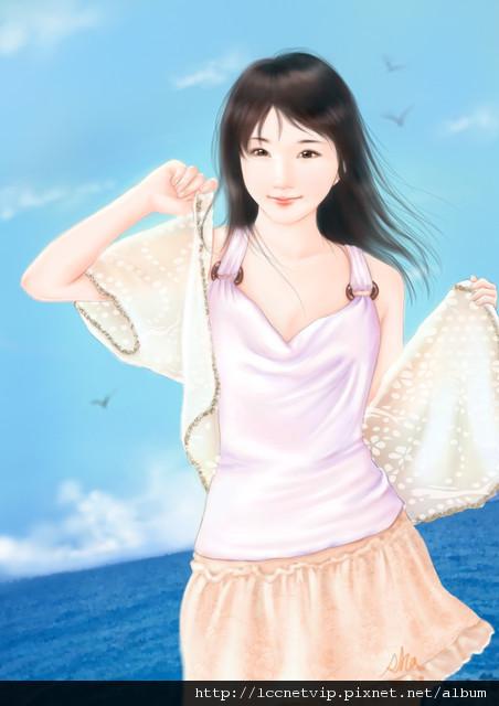 海邊的少女.jpg