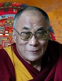 尊貴的十四世達賴喇嘛法王