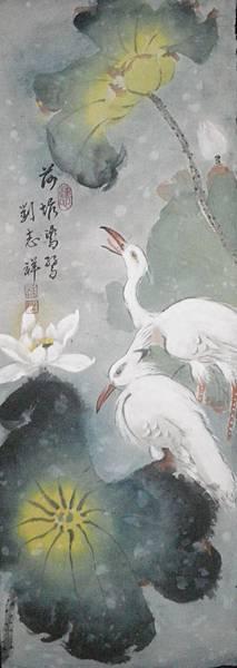 荷塘鷺鷥2015..7.20 007