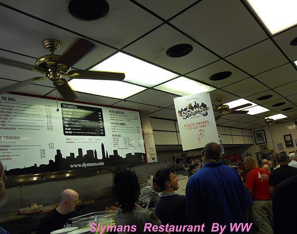 Slyman's ㄟ Corned Beef 三明治