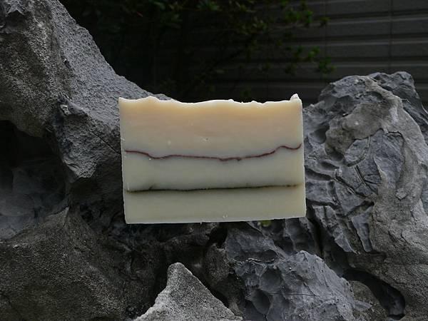 酪梨可可篩粉皂
