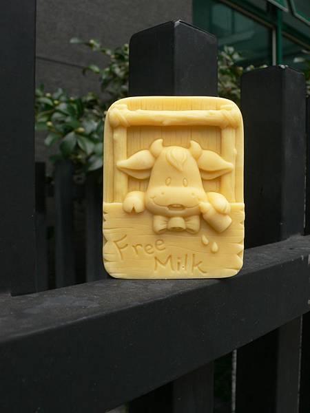 酪梨乳木甜杏母乳皂