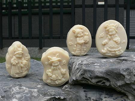 檜木親肌皂