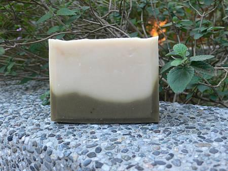 花香橄欖滋潤皂