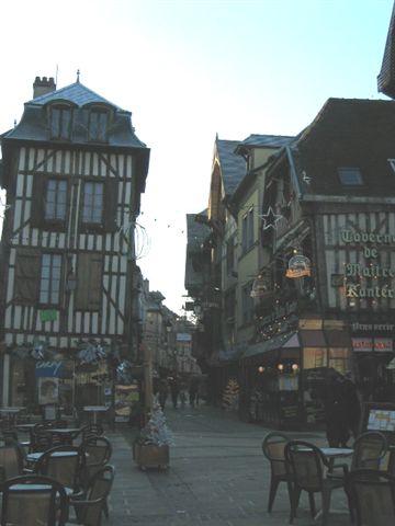 Troyes著名景點