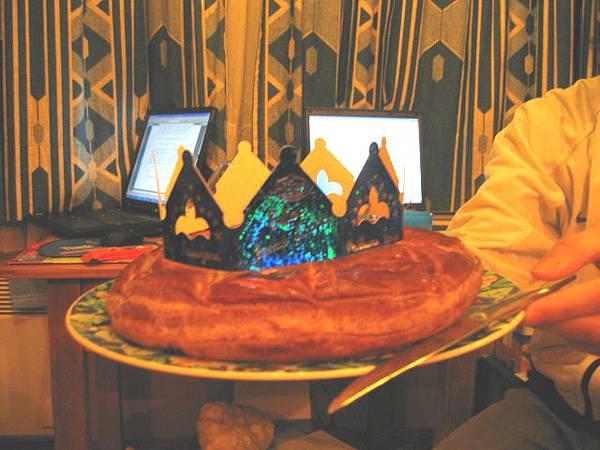 甜點國王遊戲蛋糕!!