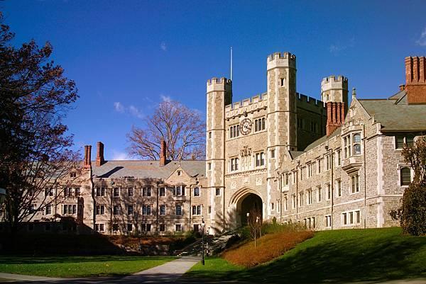 普林斯頓大學 Princeton University_賈先生_2016年美國大學排名_NO1