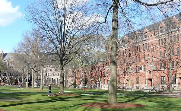 耶魯大學 Yale University_賈先生_2016年美國大學排名_NO3