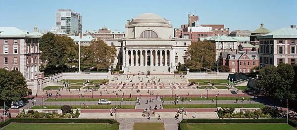 哥倫比亞大學 Columbia University_賈先生_2016年美國大學排名_NO4