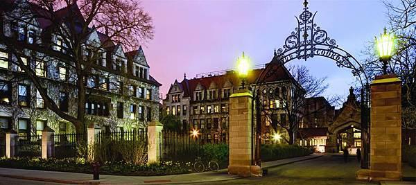 芝加哥大學 University of Chicago_賈先生_2016年美國大學排名_NO4