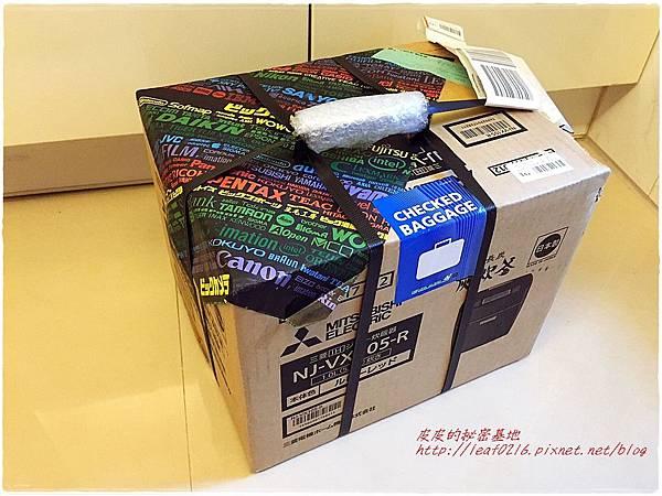 日本帶回時的包裝.JPG