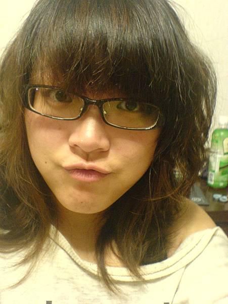 頭髮拆掉就變Q毛