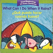 What can we do when it rain