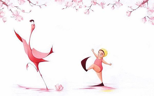 拉拉跳芭蕾-1