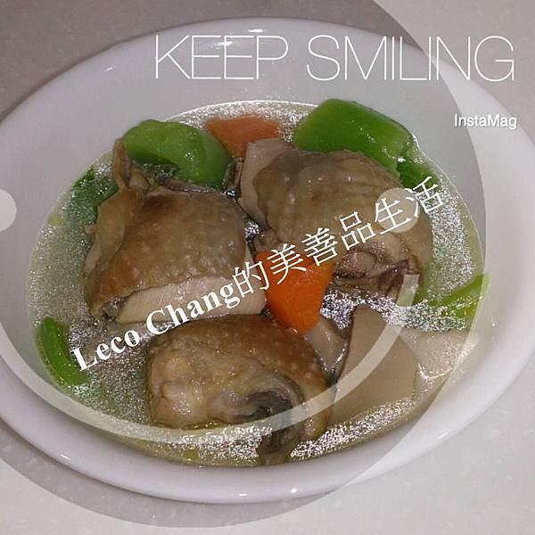 美善品-刈菜雞湯