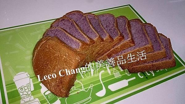美善品-紫薯土司