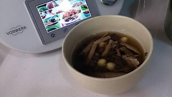 紅豆茯苓蓮子湯