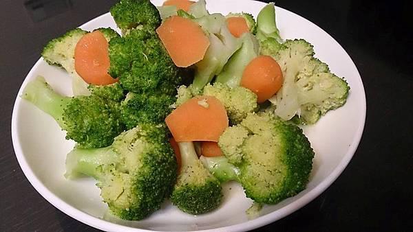美善品-清炒花椰菜