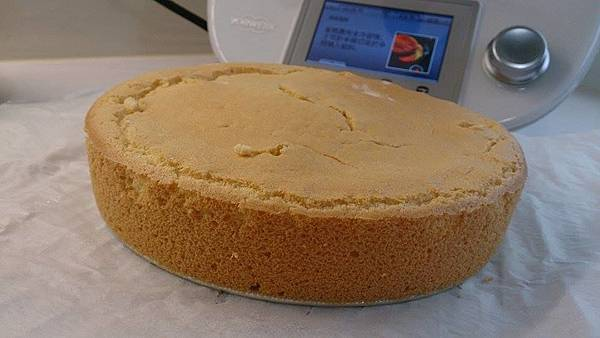 美善品-海綿蛋糕(全蛋式無油)