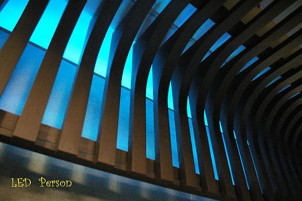 宜蘭車站地下道